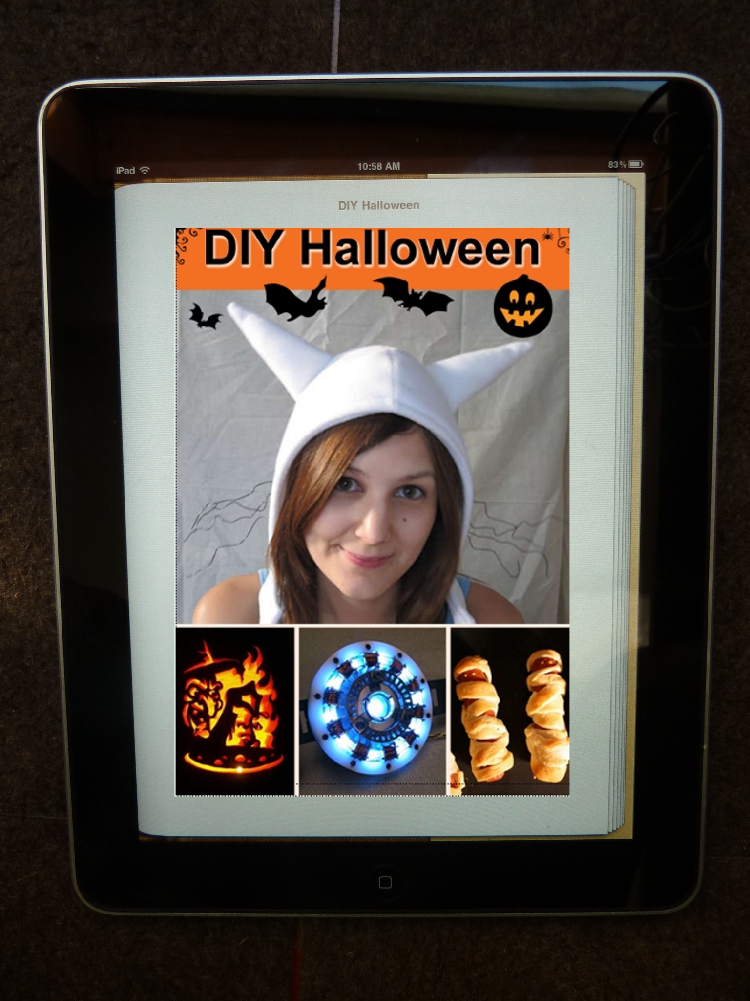 How to Put Your Instructables E-Books On Your iPad