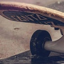 Rugged and Flexible Skateboard