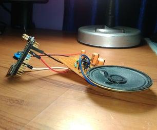 Arduino TTS ( Text to Speech )