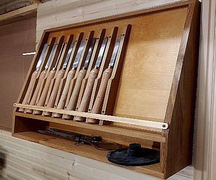 Lathe Tool Cabinet