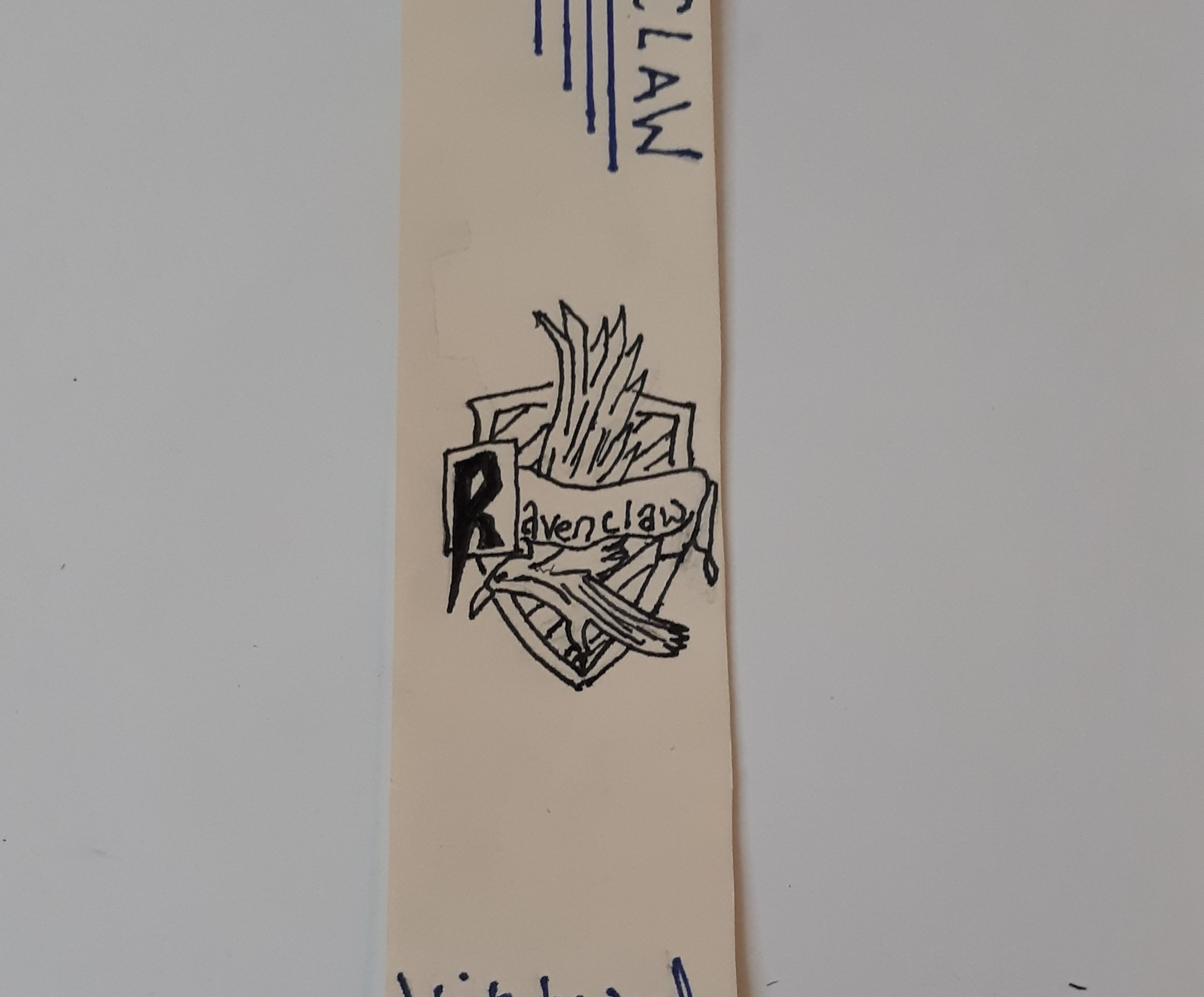 Ravenclaw Bookmarks