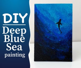Deep Blue Sea: Technique for Beginners