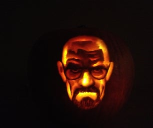 Breaking Bad Pumpkins