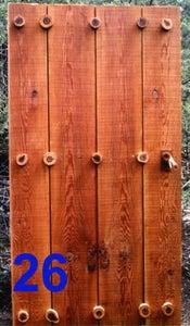Making Simple Wooden Hinges