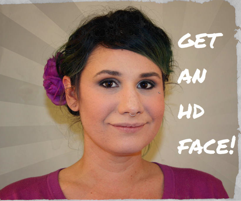 Get Your Face HD-Ready!