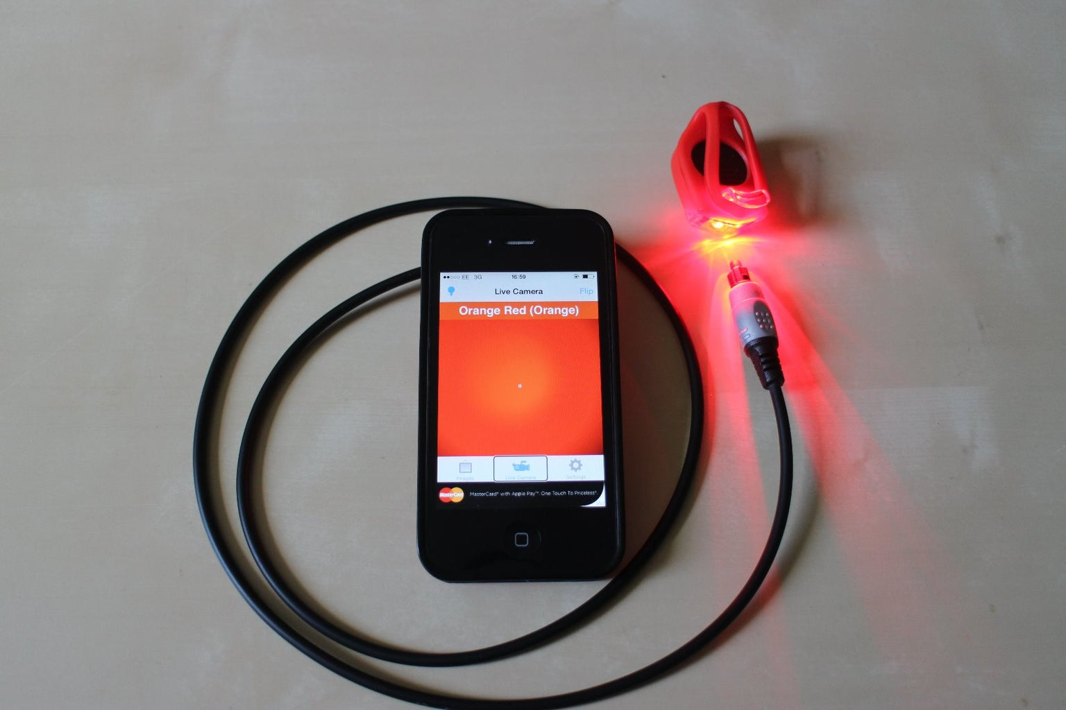 LED Color Sensor