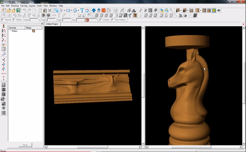 Making the Chess Pieces