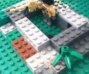 Lego Sniper Dude