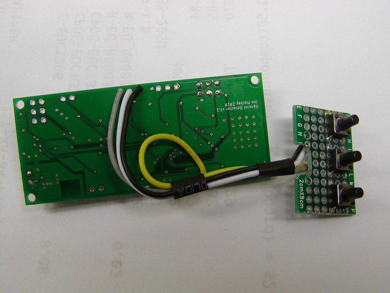 Make the Button Board and Wire Harness
