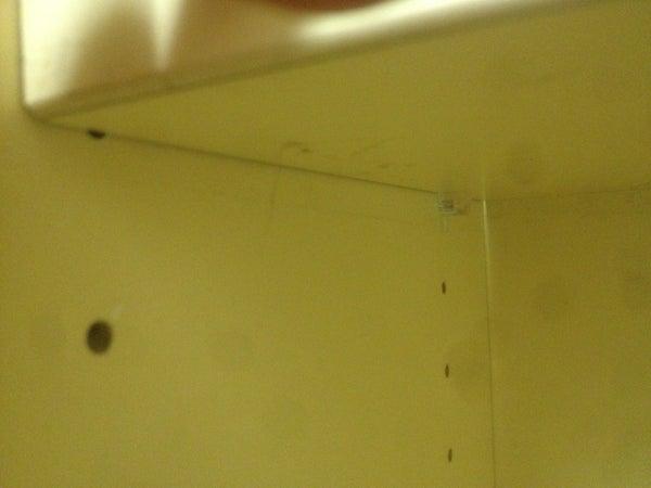 Fix a Shelf With Sugru