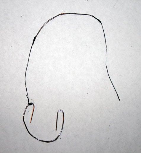 Open Locked Door With Zipties