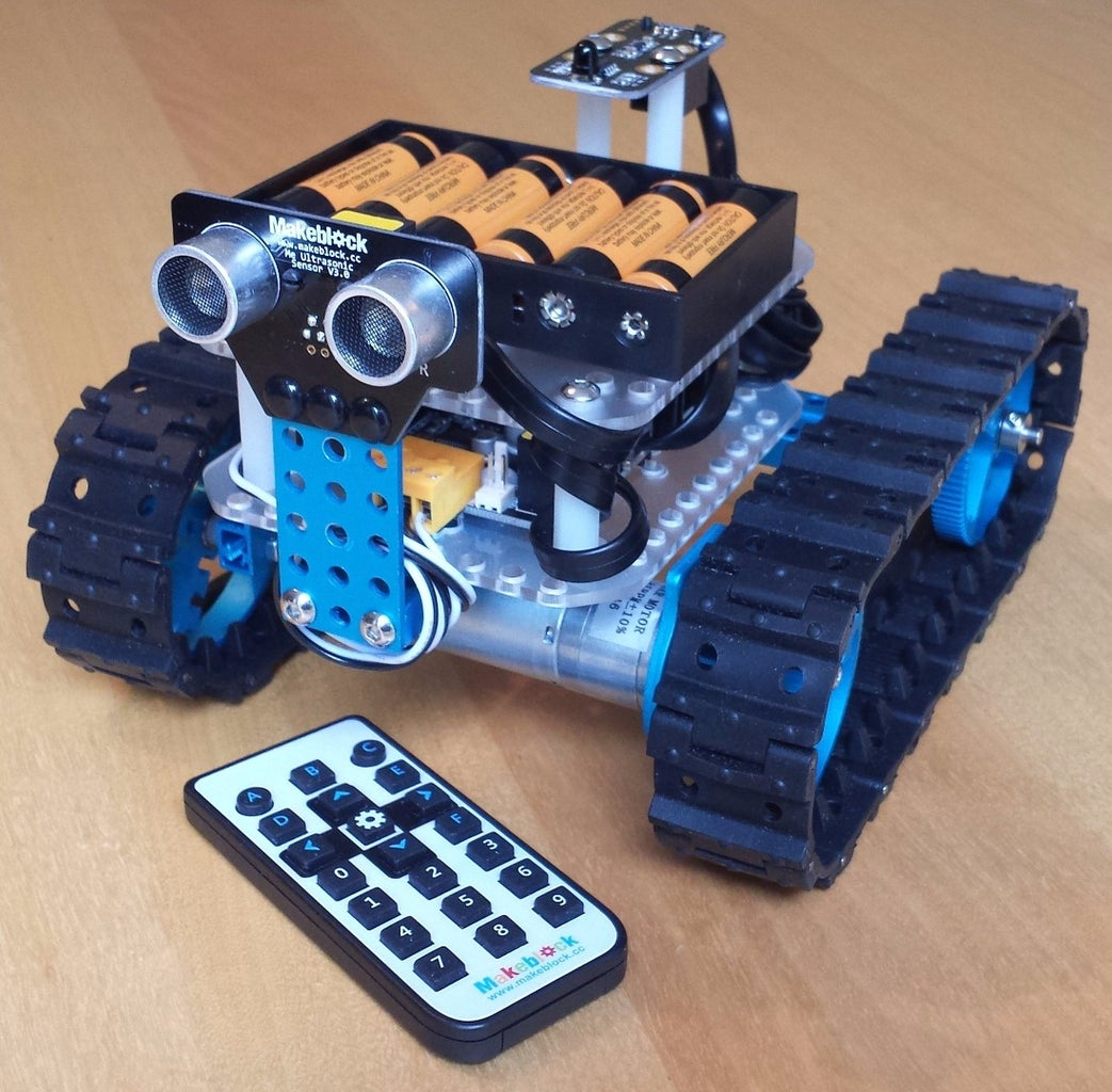 Make the Robot Base