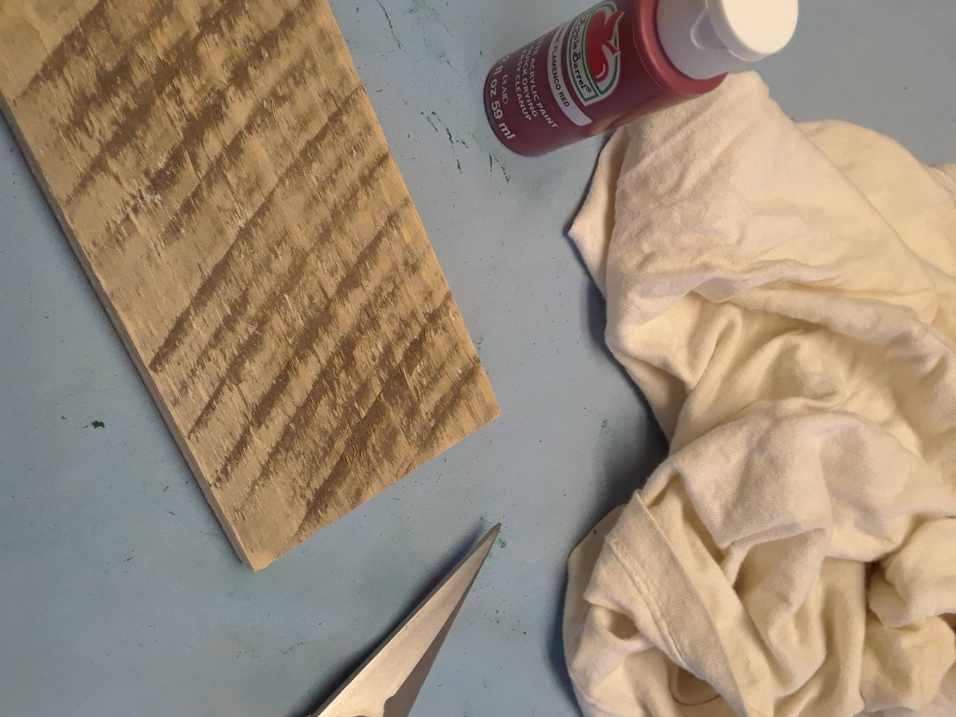 Painting the Pieces