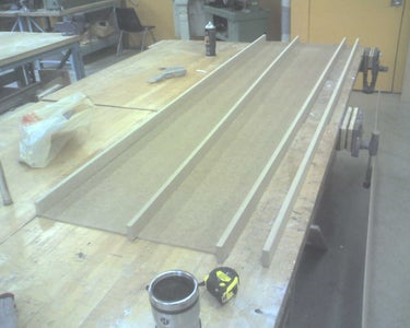 Build the Work Surface