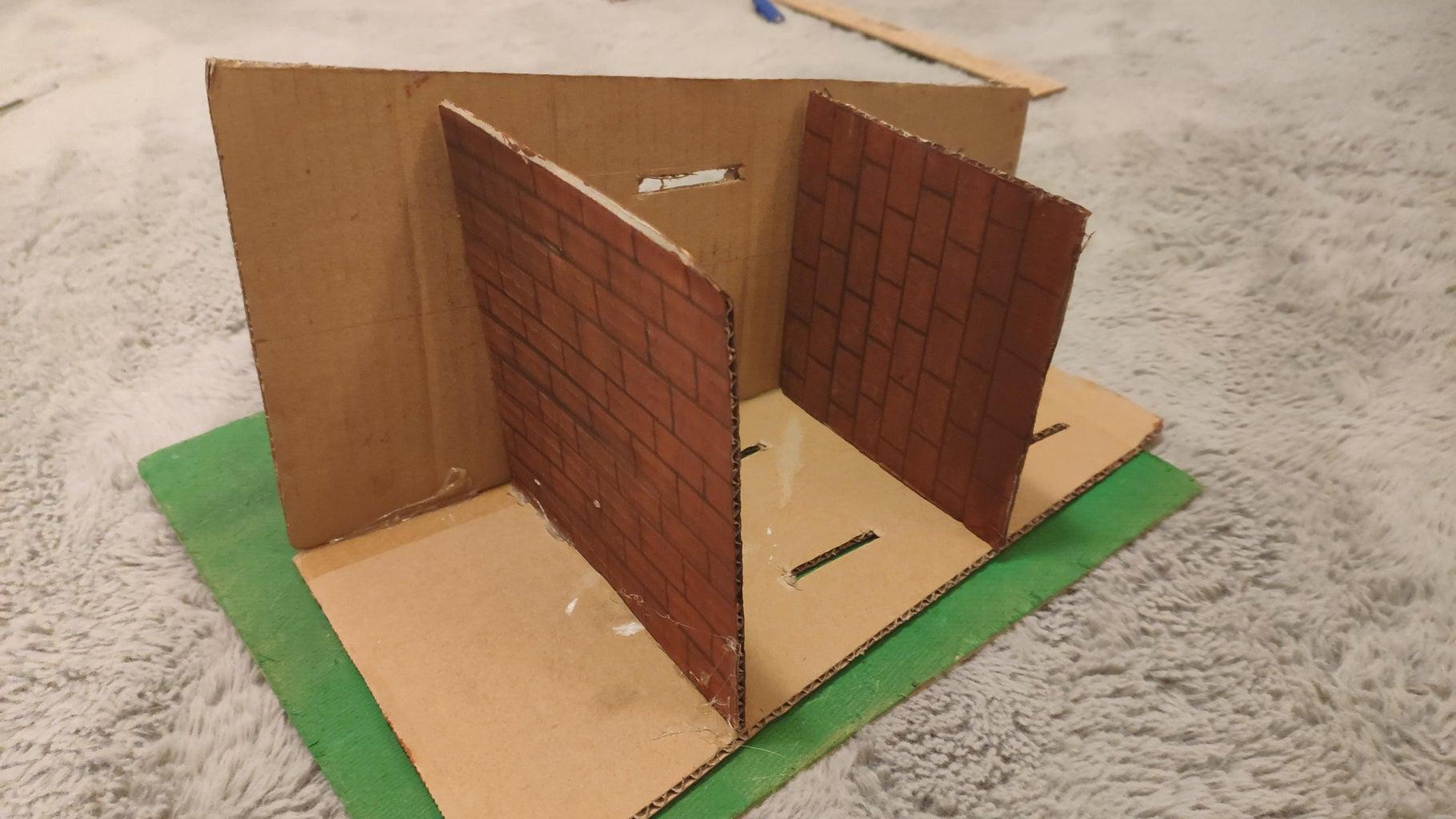 First Walls & Floors