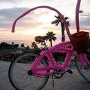 Make a fur bike for Burning Man