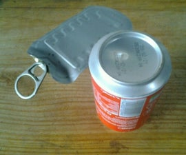 Can a Can (tin) Cut a Can (soda)?