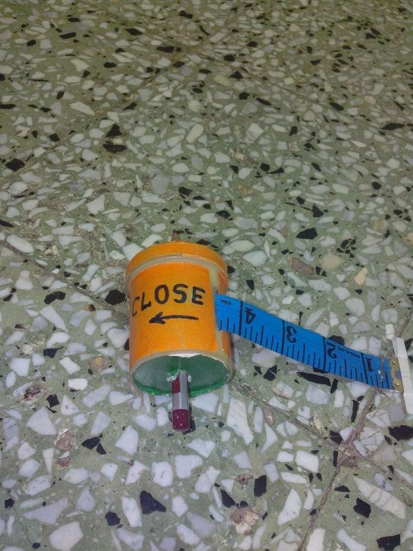 Shimpi Chi Measure Tape
