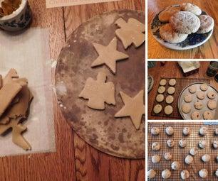 Historic New England Cookie Recipies