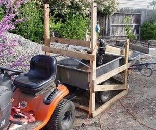 $25 Vibrating Garden Sifter