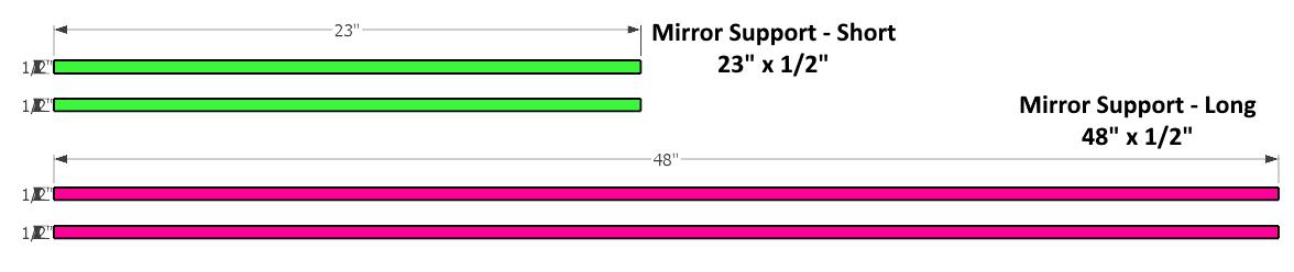 Schematics - Option 1 - Metal Build