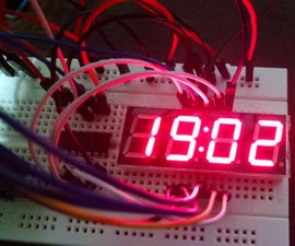 Using Shift Register 74HC595 With ULN2803, UDN2981 and BC327