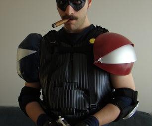 Halloween 2009: the Comedian