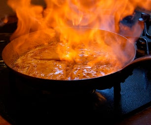 How to Make Crepes Suzette