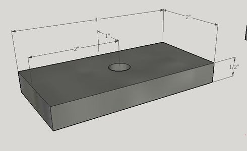 Make the Working Surface Sub-frame