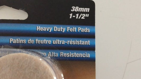 Floor Protection.