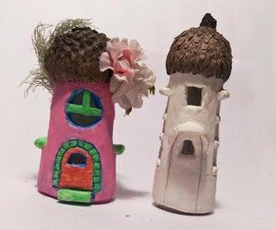 如何制作微型迷你童话园区