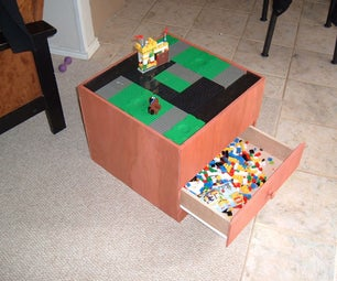 Building Block Table