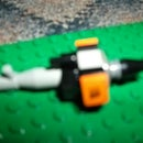 A Lego Detached Missile Pod