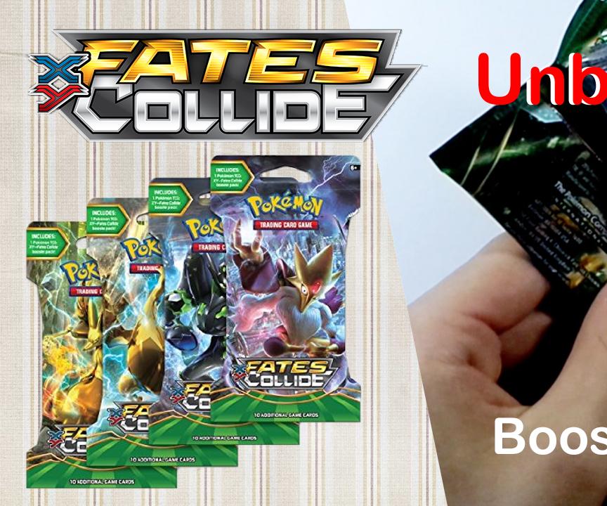 Pokémon Unboxing Video