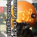 Spirit-Despensing Jack-O'-Lantern