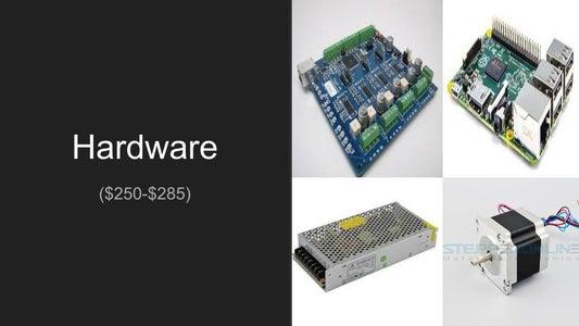 Step 4: Hardware