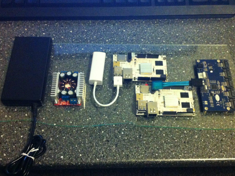 Mount the Electronic Bits on Something.
