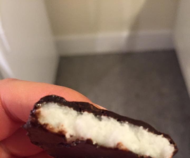 Peppermint Pattie Paleo / Keto Coconut Fat Bombs