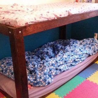 Minimalist Bunk Bed