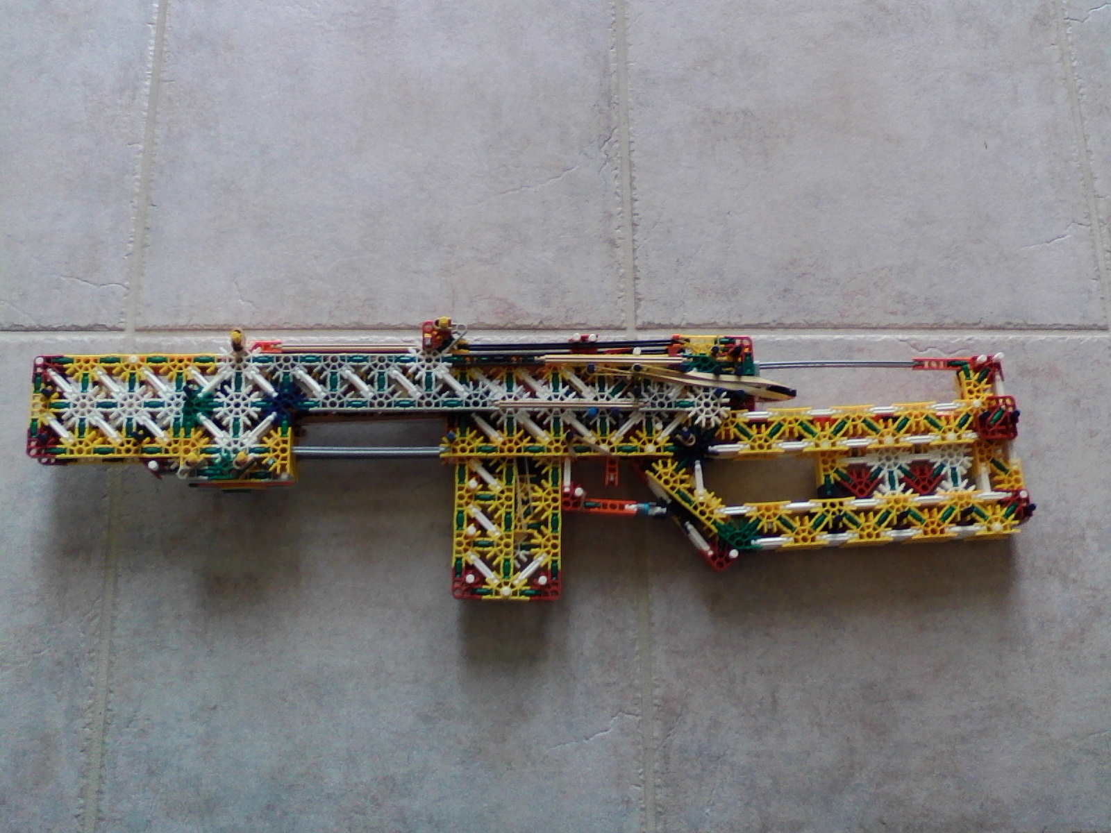 Knex Pump-Action Rifle