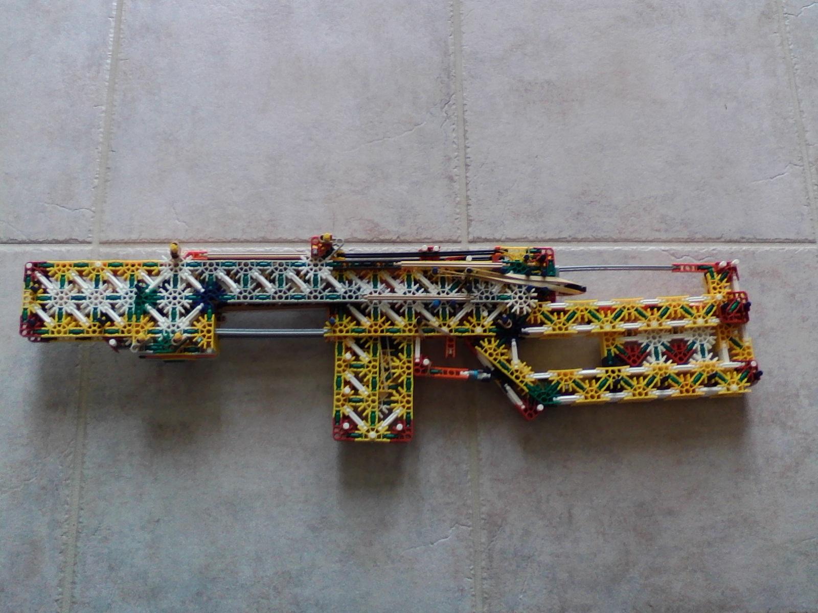 Knex Pump-Action Rifle