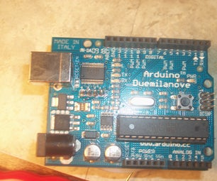 Programming Arduino Bootloader Without Programmer
