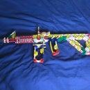 Knex M4 tactical Carbine