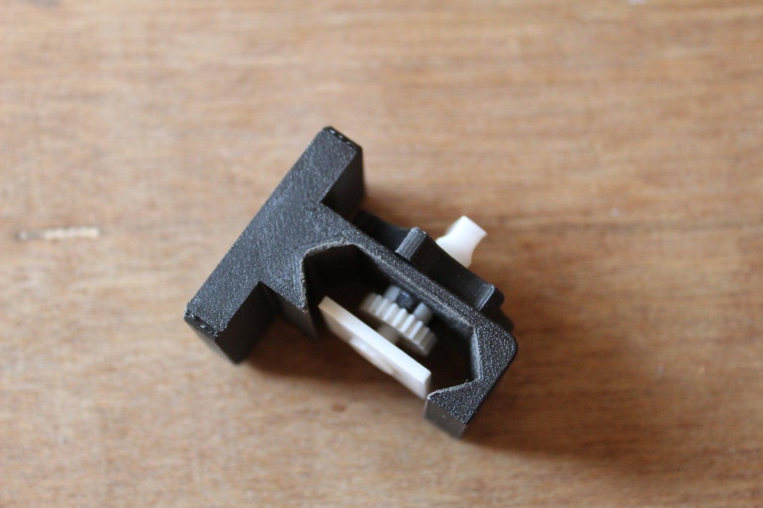 Assembling the Linear Mechanism