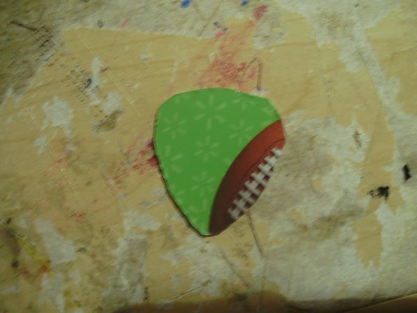 Homemade Guitar/Ukulele Picks