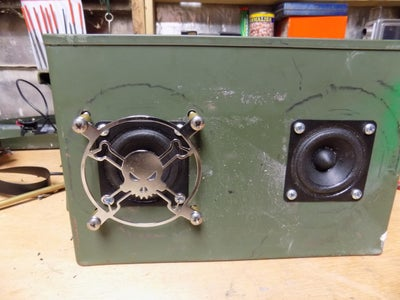 Adding the Speaker Protectors