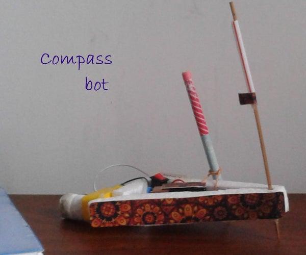 DIY Compass Bot