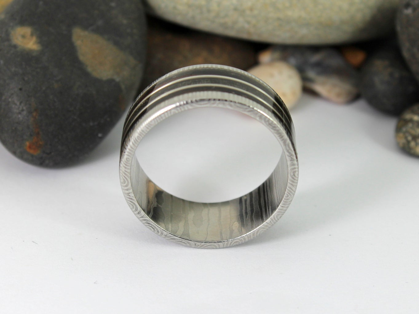 The Final Megalodon Tooth Ring