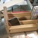 Secret Compartment Desktop Organizer