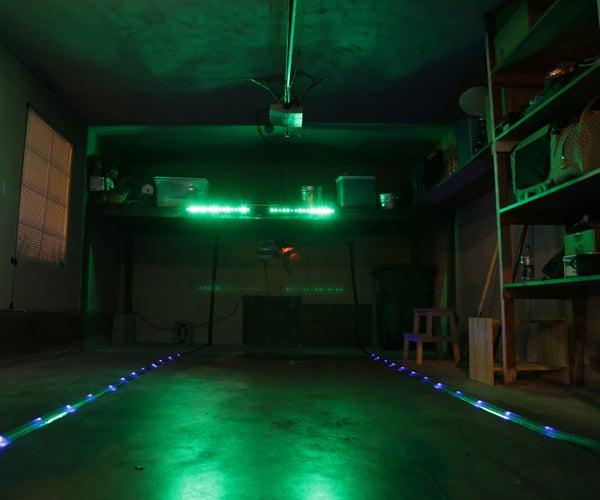 Landing Strip Light System